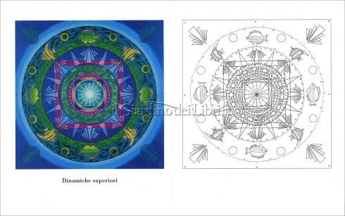 Colora il Tuo Mandala Mindful