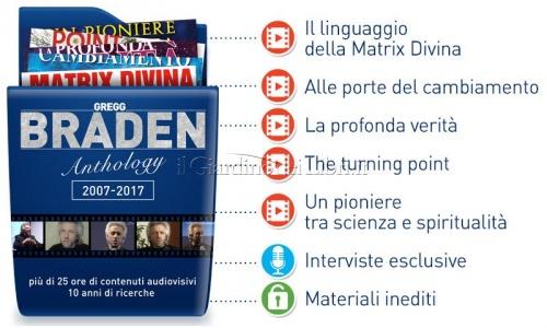 BRADEN Anthology 2007-2017 - Contenuto