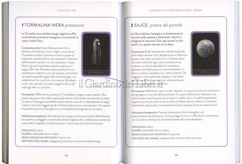 Cristalli per Guarire - Cofanetto Libro con 50 Carte