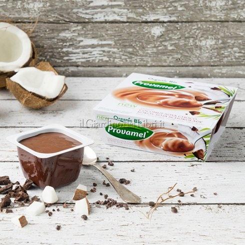 Dessert Coconut Soya Choko