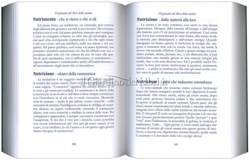 Dizionario del Libro della Natura - Pagine Interne