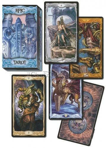 Epic Tarot - carte