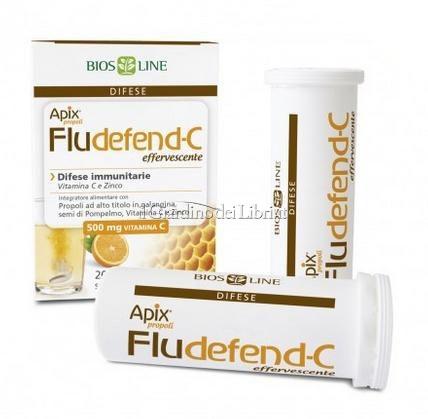 Apix Fludefend C - Effervescente