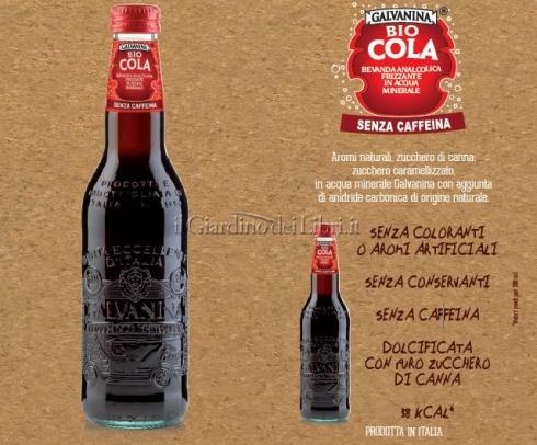Cola in Bottiglia