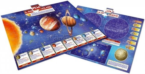 Geopuzzle - Il Sistema Solare