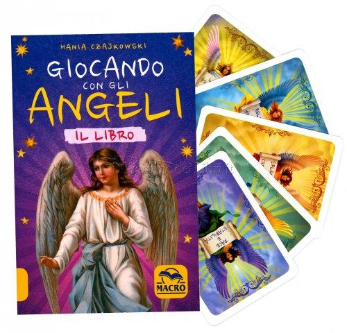 Giocando con gli Angeli - Cofanetto con Libro e Carte
