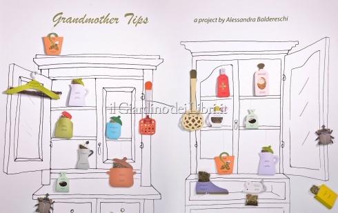 Grandmother Tips - Repellente per Scarafaggi