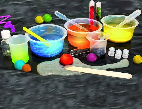 Il Laboratorio dei Fluidi Schifosi - contenuto