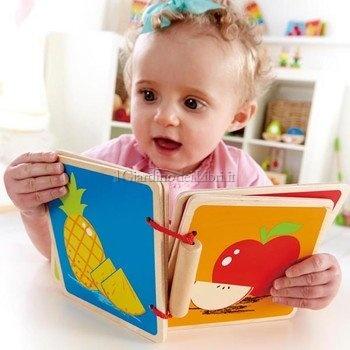 Libro per Bambini - Frutta