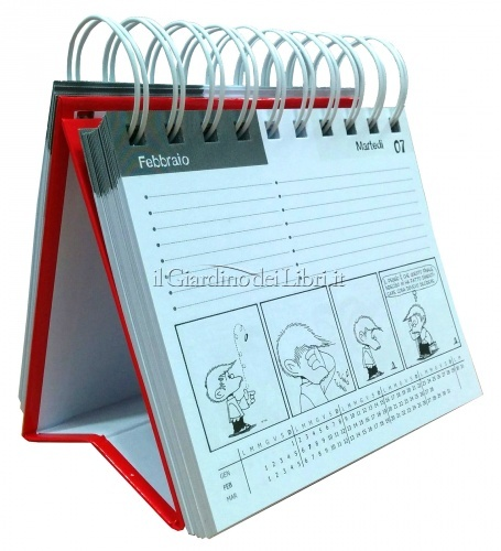 Calendario da Tavolo 2017 - Mafalda