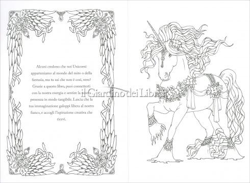 Messaggi dagli Unicorni - Interno