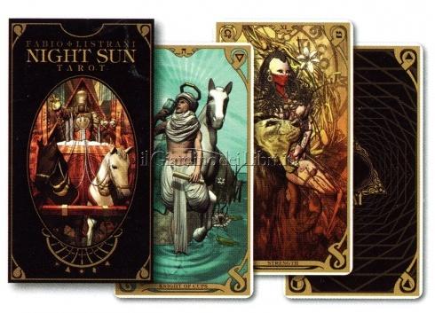 Night Sun - carte