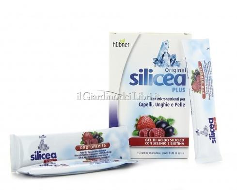 Original Silicea Plus - Gel in Bustine Red Berries
