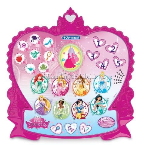 Il Pad Educativo delle Principesse