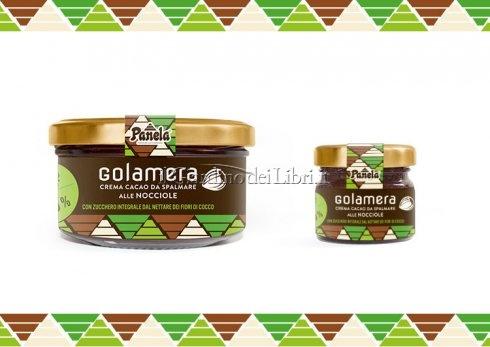 Golamera - Crema di Cacao alle Nocciole