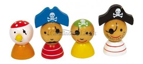 Ludo Isola dei Pirati