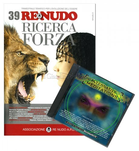 Re Nudo 39 - Ricerca Forza con CD Allegato