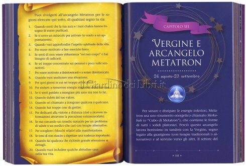 Angel Astrology Vergine