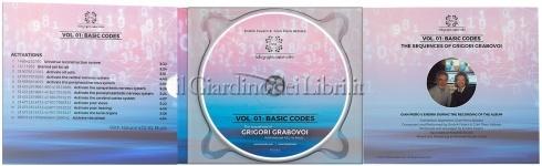 The Sequences of Grigori Grabovoi - HNC. Vol. 1 - Basic Codes - 432 Hz CD - Aperto