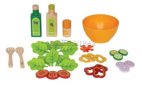 Set Insalata Verde