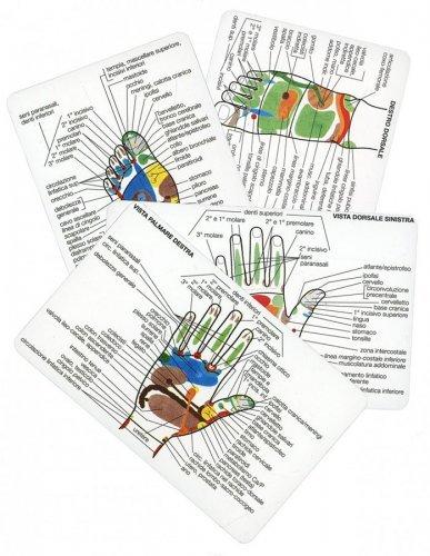 Gli Spieghevoli - Mappe Riflessologiche