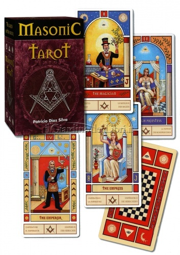Masonic Tarot - carte