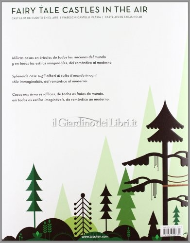 Tree Houses - Fairy Tale Castles in the Air - Libro