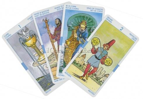 Universal Tarot carte