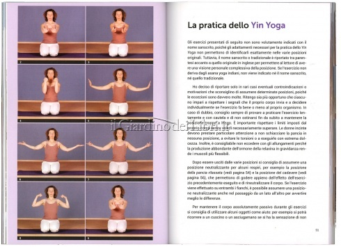Yin Yoga - interno