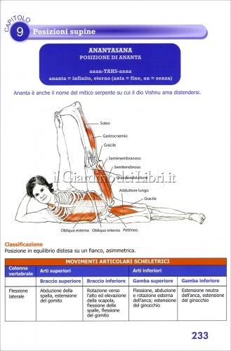 Yoga Anatomy - Pagina Interna