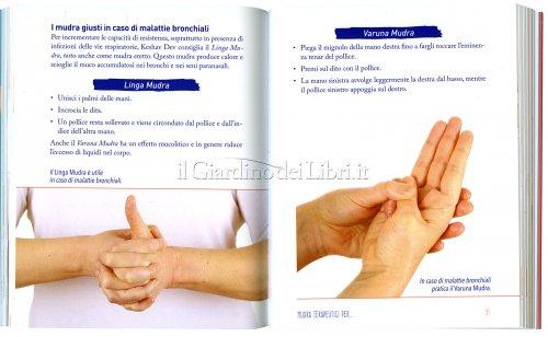 Yoga delle Mani - Interno libro
