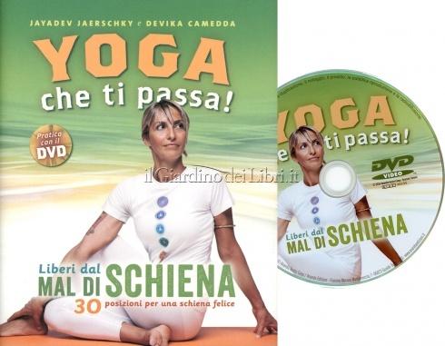 Yoga che Ti Passa! - Liberi dal Mal di Schiena DVD