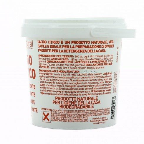 Acido citrico di green natural - Bombe da bagno senza acido citrico ...