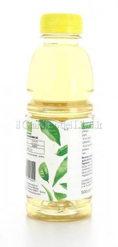 Foglie in bottiglia t verde al limone bio ki group - Foglie limone nere ...