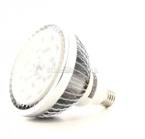 lampada piena luce led 18 watt fascio stretto 25