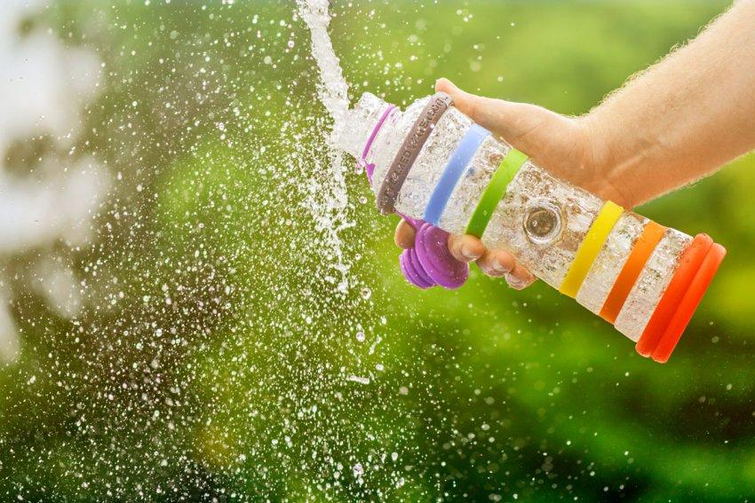 Bottiglia I9 Mixed Colors