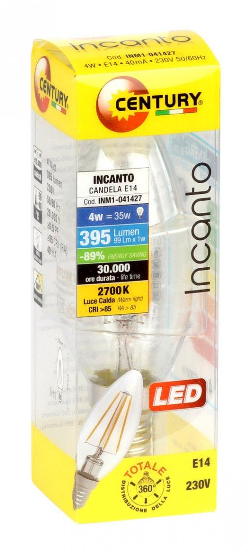 Luce Calda Classe energetica A++