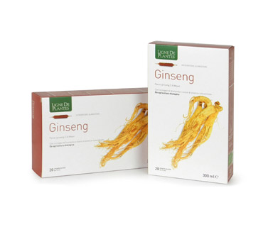 ginseng coppia