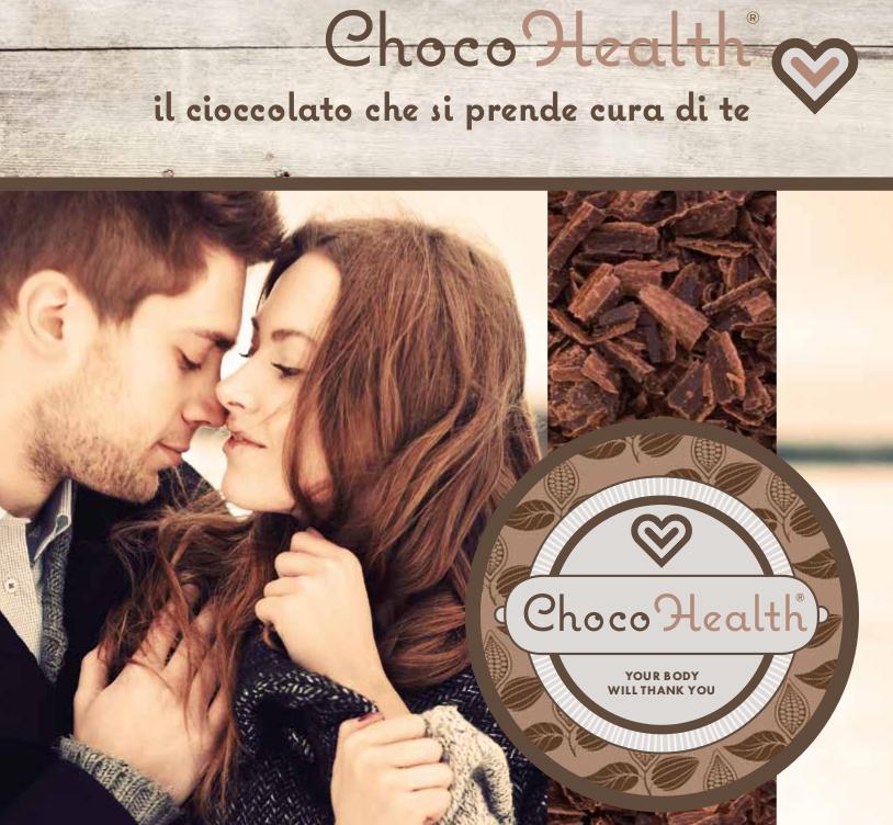 Choco Health - Cioccolato al Latte di Riso