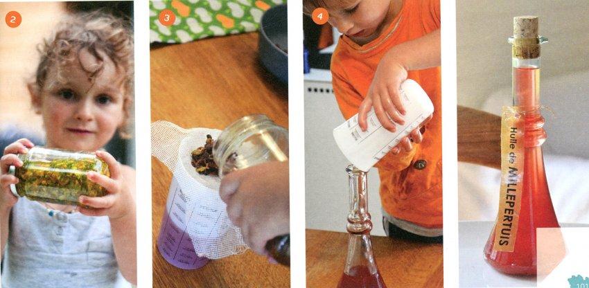 50 Eco-Attività per i Bambini - olio di iperico