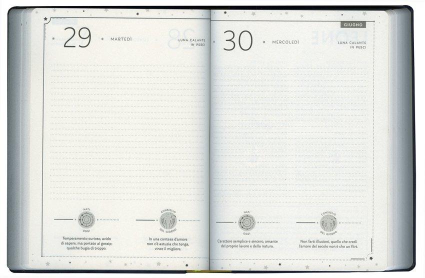 Agenda Astrologica 2021 - Pagine Interne