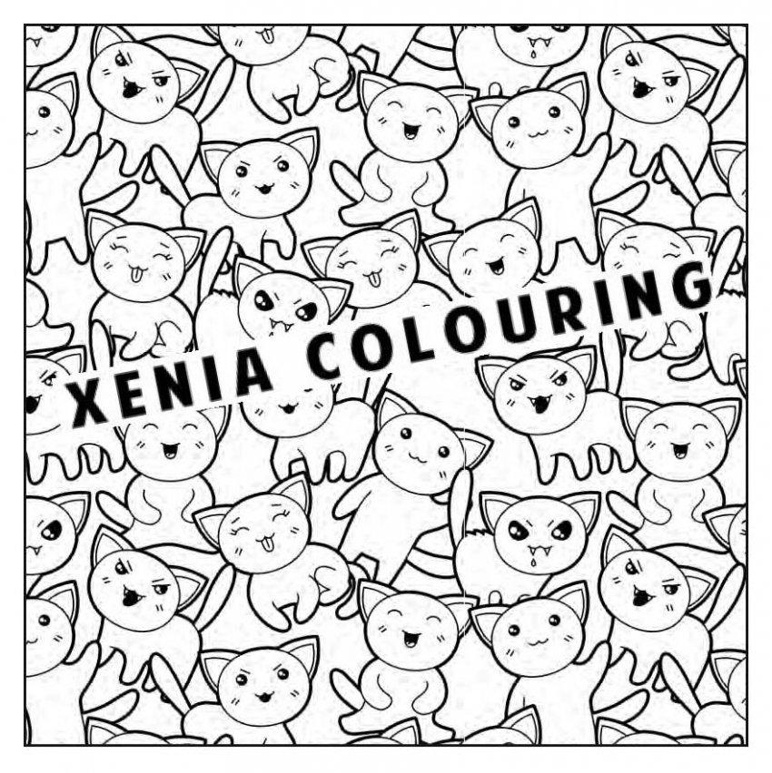 Amo Colorare - Disegni Coccolosi - Interno Pagina 7