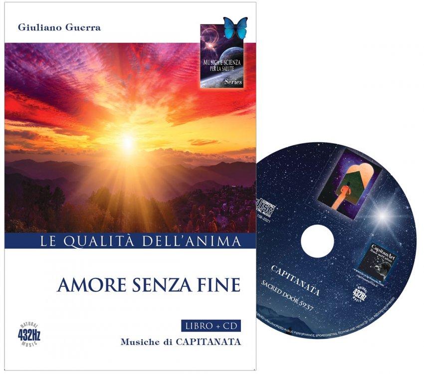 Amore Senza Fine - CD con Libro