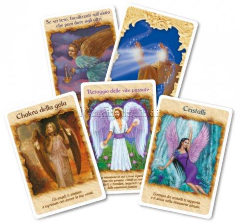 Terapia Angelica (Carte della divinazione)