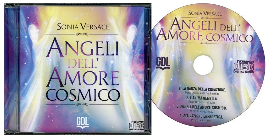 Angeli dell'amore Cosmico - CD - Interno