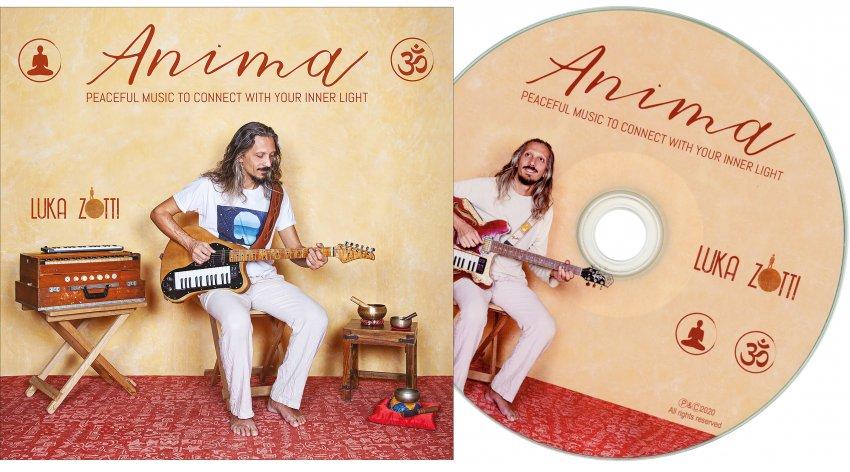 Anima - CD di Luka Zotti