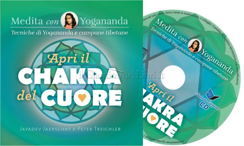 Apri il Chakra del Cuore - CD