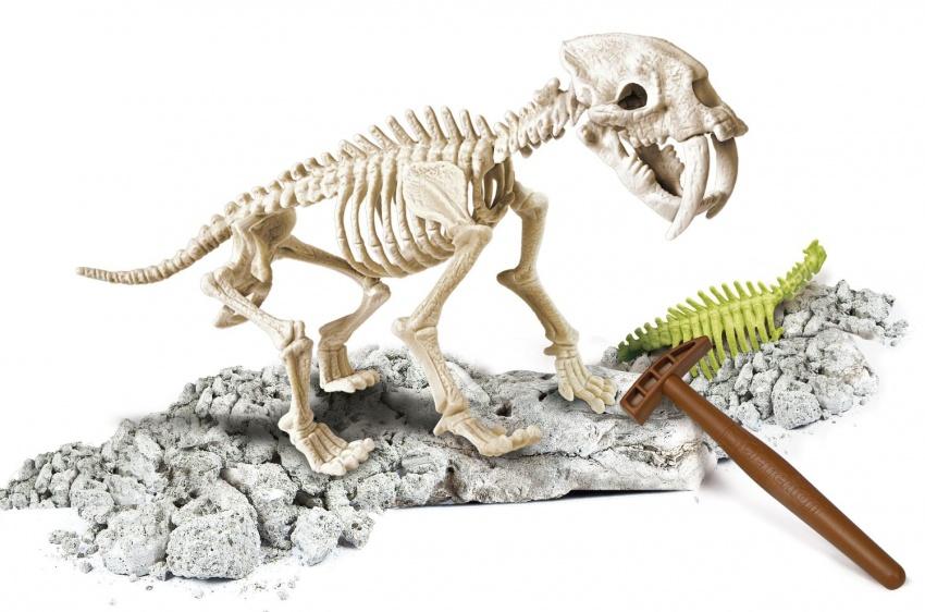 Archeogiocando - Smilodon