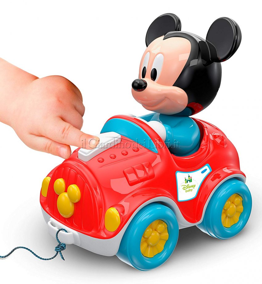 Disney Baby Mickey - Macchina Trainabile