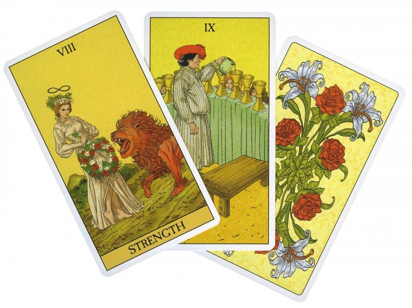 Before Tarot - Carte